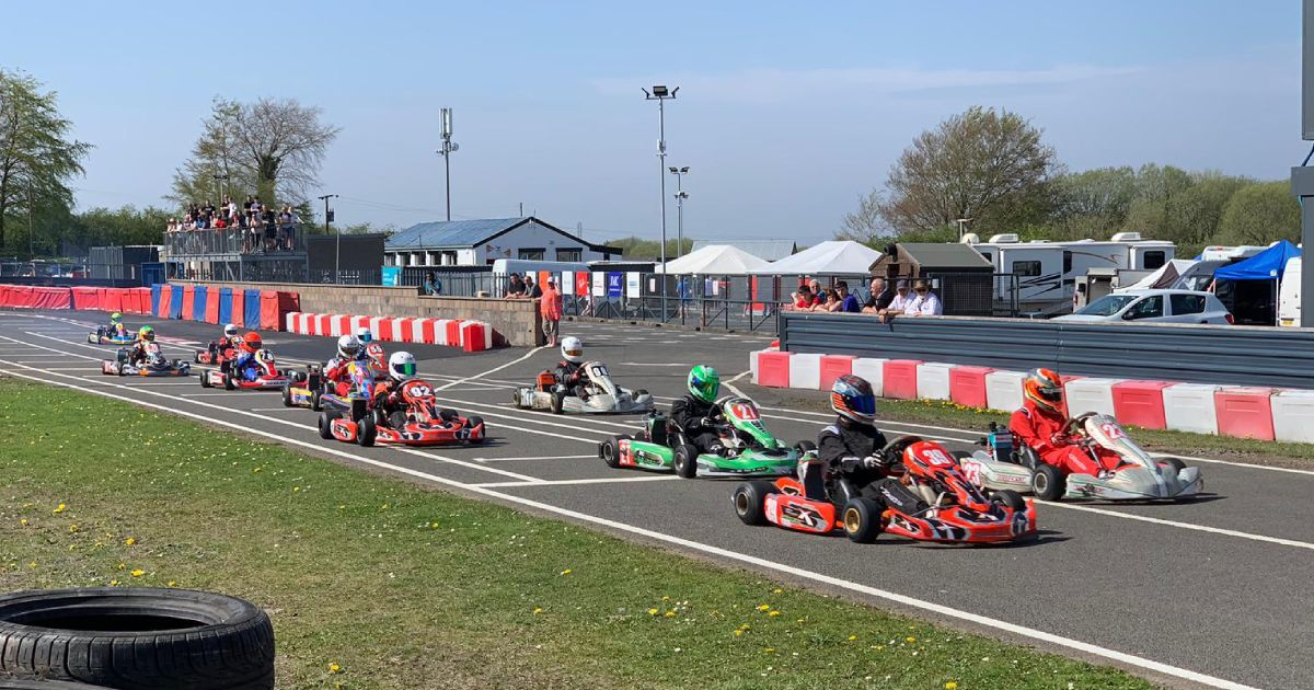 LARKHALL CIRCUIT – PREMIER KARTING VENUE AND EXPERIENCES